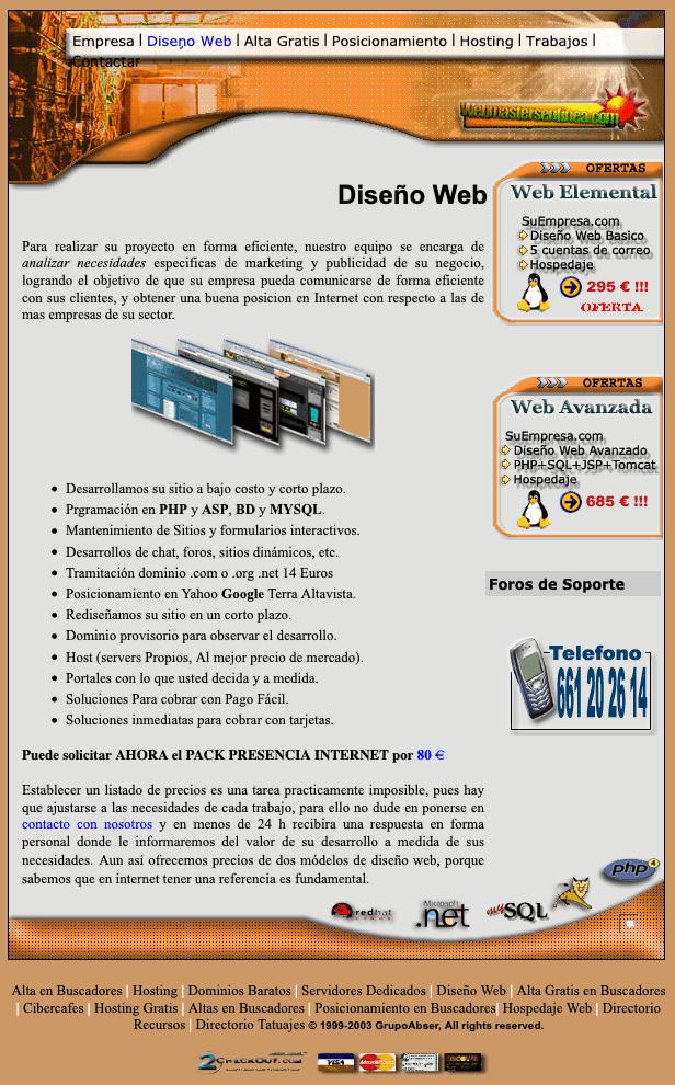Screenshot_2019-11-21 Diseņo Web y Alta en buscadores en Madrid