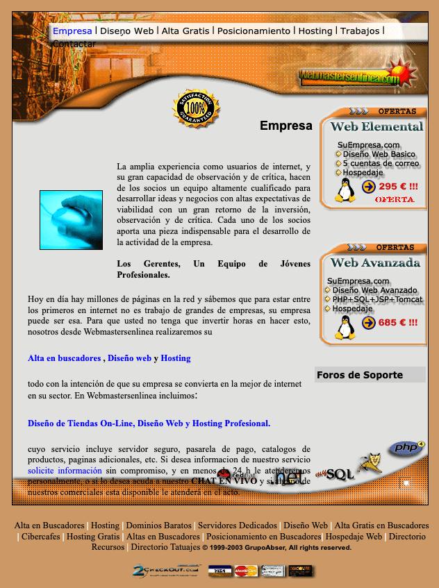 Screenshot_2019-11-21 Empresa Diseņo Web y Alta en buscadores en Madrid