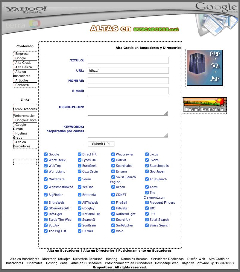 Screenshot_2019-11-22 Altas en Buscadores, Alta en Buscadores, Posicionamiento Web, Promocion Web(1)