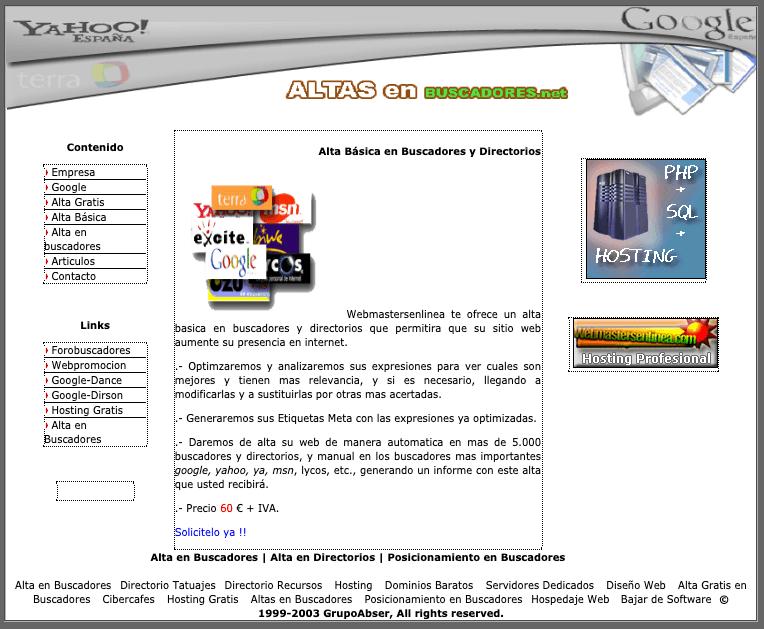 Screenshot_2019-11-22 Altas en Buscadores, Alta en Buscadores, Posicionamiento Web, Promocion Web(2)