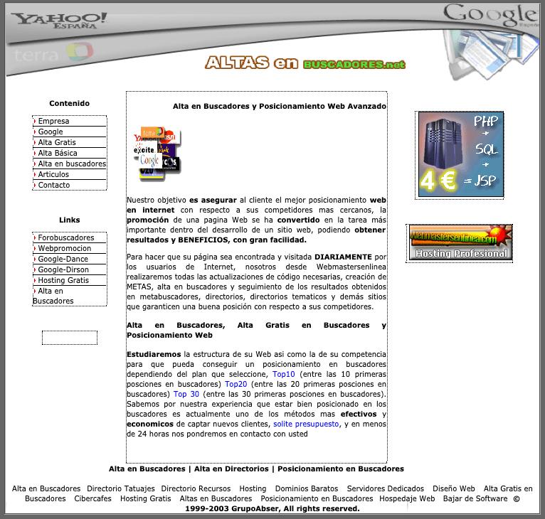 Screenshot_2019-11-22 Altas en Buscadores, Alta en Buscadores, Posicionamiento Web, Promocion Web(3)