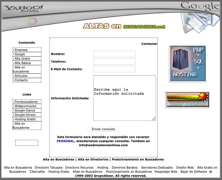 Screenshot_2019-11-22 Altas en Buscadores, Alta en Buscadores, Posicionamiento Web, Promocion Web(4)