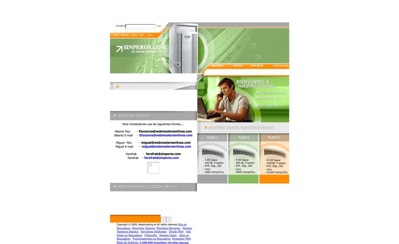 Screenshot_2019-11-25 SinPeros com - Hospedaje, Hosting, Espacio, Web, Gratis(1)