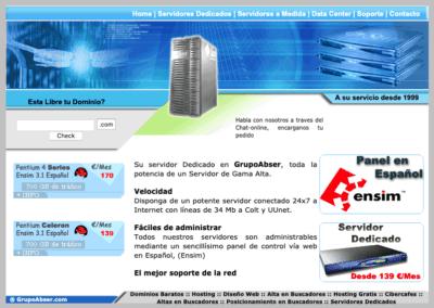 Screenshot_2019-11-27 Servidores Dedicados y Avanzados