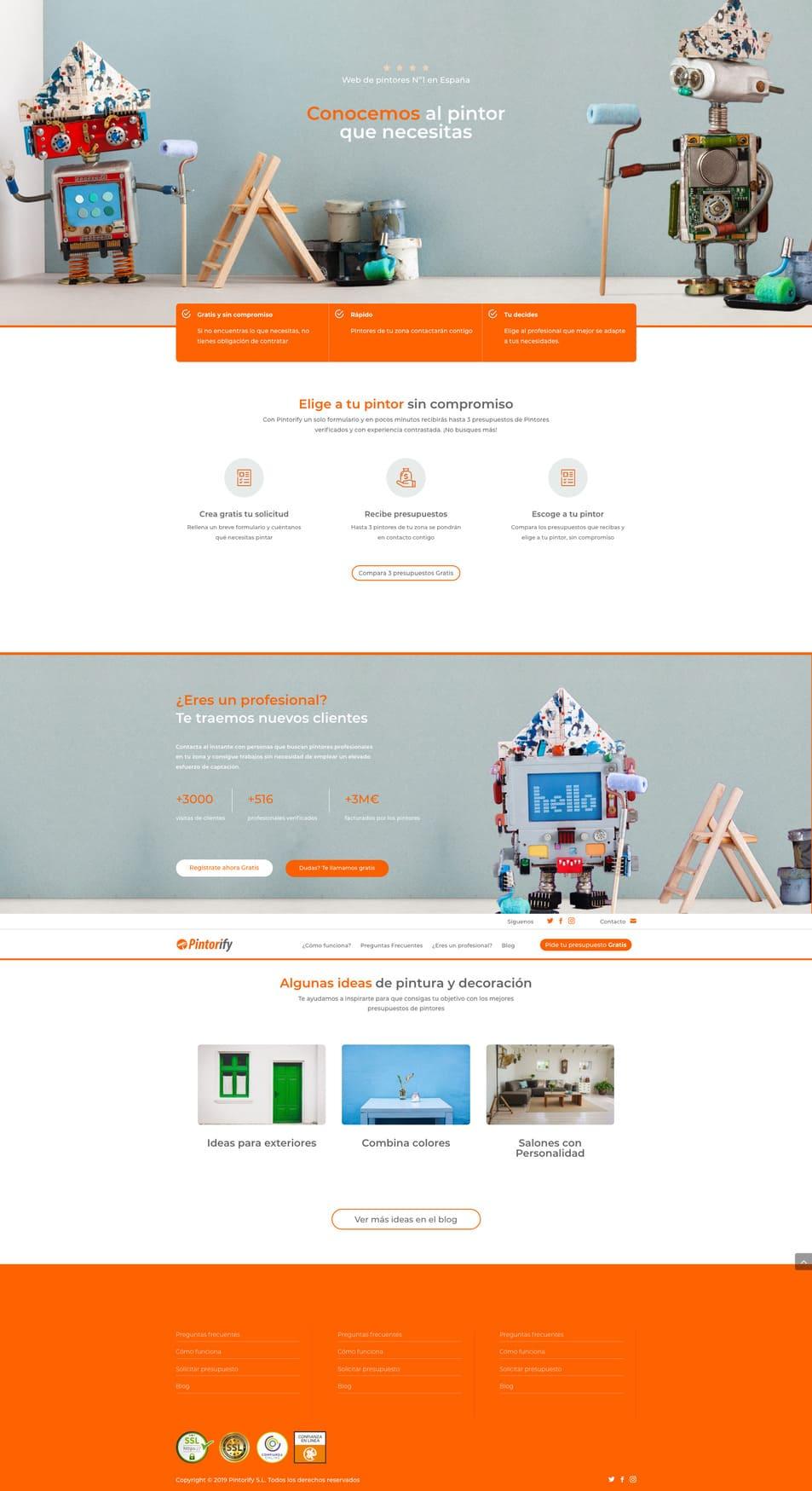 Pintorify.com_Pide_presupuestos_de_pintores_Compara_GRATIS_web_completa_desarrollum_com