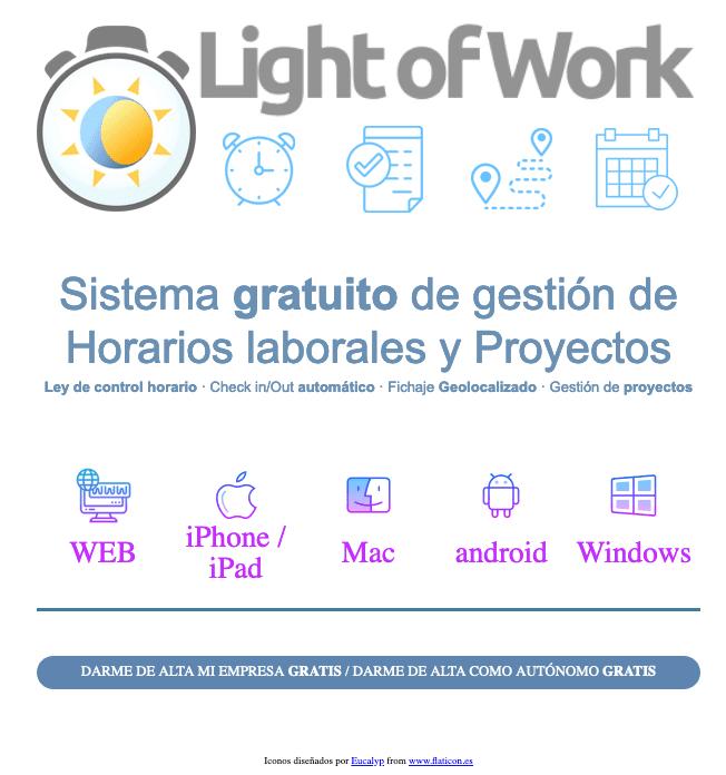creatividad-mailing-light-of-work-desarrollum_com